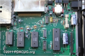Commodore MAX Machine Inside Right