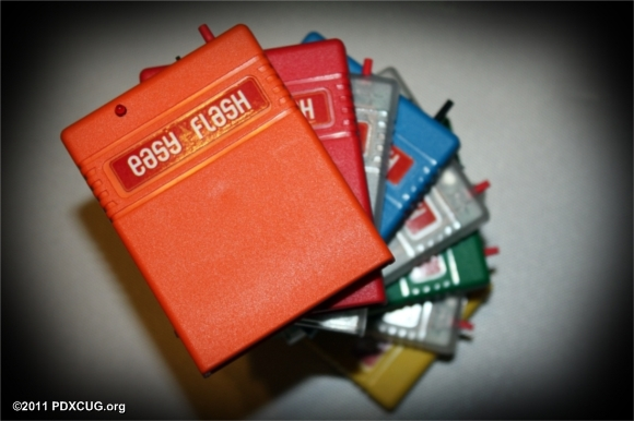 Easy flash Cartridges