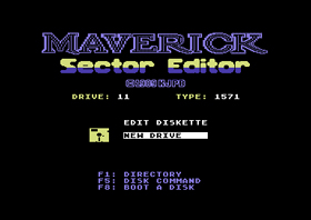 Maverick Sector Editor